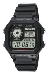 Casio Casio Collection LCD/Resinplast AE-1200WH-1AVEF
