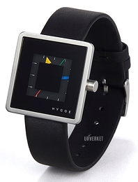 Hygge 2089 Original Black Sort/Lær Ø32 mm MSL2089BK-BK