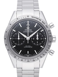Omega Speedmaster 57 Co-Axial Chronograph 41.5mm Sort/Stål Ø41.5 mm 331.10.42.51.01.001