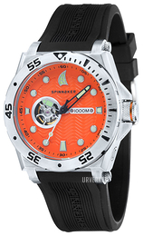 Spinnaker Overboard Orange/Gummi Ø48 mm SP-5023-04