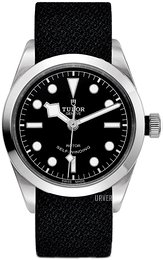 Tudor Black Bay 36 Sort/Tekstil Ø36 mm 79500-0010